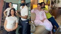 Potret Baby Bump Kareena Kapoor. (Sumber: Instagram/kareenakapoorkhan)