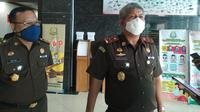 Penyelidikan dugaan korupsi di lingkup PDAM Makassar diserahkan ke bidang Pidsus Kejati Sulsel (Liputan6.com/ Eka Hakim)