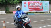 Wahana Honda Safety Riding Advisor Community Competition 2018 (WMS)