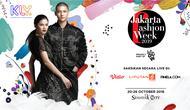 Live Streaming Jakarta Fashion Week 2019