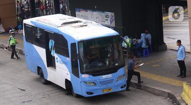 Pembatasan Kapasitas dan Operasional Transportasi Umum