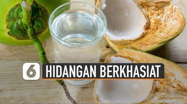 Baik air atau buahnya punya manfaat bagi kesehatan tubuh selama puasa.