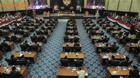 Banner Infografis Gubernur dan DPRD DKI Jakarta Terancam Tak Gajian 6 Bulan.(Liputan6.com/Triyasni)
