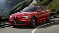 Stelvio, SUV pertama Alfa Romeo (Autoevolution)