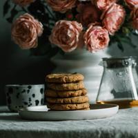 Ilustrasi cookies./Copyright pexels.com/@marta-dzedyshko-1042863