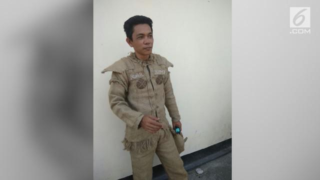 Seorang pria menerobos markas Brimob Polda Sulawesi Tenggara karena merasa mendapat bisikan.