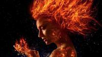 Sophie Turner di X-Men: Dark Phoenix. (Entertainment Weekly)