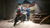 BMW Tantang Pengguna Motor Petualang di Indonesia Taklukan GS Trophy 2020 (Arief A / Liputan6.com)