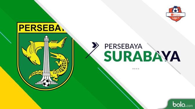 Persebaya Surabaya Shopee Liga 1 2019 (Bola.com/Adreanus Titus)