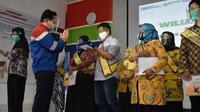 Pertamina membina Usaha Mikro di sekitar Area Kamojang, Kecamatan Ibun Kabupaten Bandung, dan Kecamatan Samarang Kabupaten Garut, Jawa Barat.