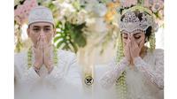 Resmi Jadi Suami Istri, Ini Fakta-fakta Pernikahan Siti Badriah dan Krisjiana (sumber: Instagram/bantumanten)