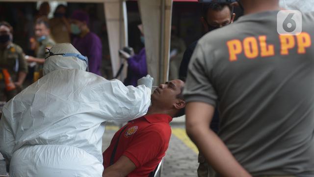 Jawa Timur Tertinggi Kasus Meninggal Karena Covid-19 per 28 November 2020