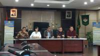 Acara Bincang Asik Pertanian Indonesia pada Jumat, 31 Mei 2019 (Foto: Merdeka.com/Wilfridus S)