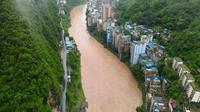 Jadi kota tersempit di dunia, desain banungunan di kota ini bikin melongo. (Sumber: Oddity Central)