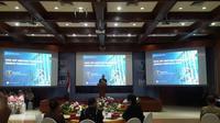 Kick Off Sensus Penduduk (SP) Tahun 2020 di kantor BPS, Jakarta, Rabu (14/2/2018). (Baw/Liputan6.com)