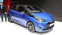 Toyota Yaris 2017 diluncurkan di Geneva Motor Show 2017. (dok: Autocar)