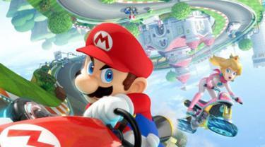 Sebulan Dirilis, Game Mario Kart 8 Tejual 2 Juta Kopi