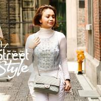 Street style Rossa. (Instagram/itrossa)