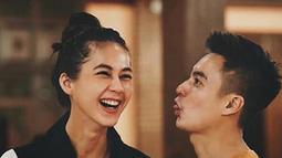 Paula Verhoeven, Istri dari artis sekaligus youtuber terkenal, Baim Wong tengah mengandung buah hati dirinya bersama sang suami. (Liputan6.com/IG/baimwong)