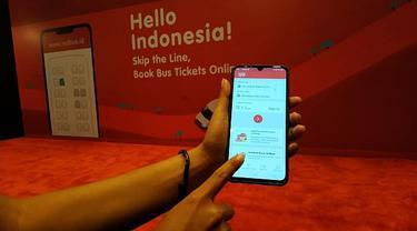 Platform pemesanan bus antar kota & shuttle bus online terbesar di dunia, Redbus resmi meluncur di Indonesia.