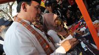 Gubernur DKI Jakarta Basuki Tjahaja Purnama atau Ahok. (Liputan6.com/Herman Zakharia)