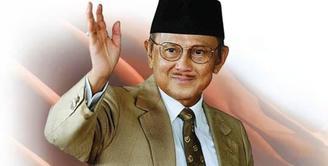 Menurut mantan presiden, BJ Habibie, poligami tidak akan membawa keuntungan bagi setiap pelakunya.