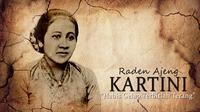 Ilustrasi Ibu Kartini (Liputan6.com/Johan Fatzry)
