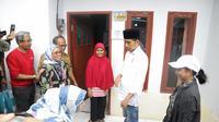 Presiden Joko Widodo (Jokowi) menyatakan, sebanyak 100.970 rumah tangga di Jawa Barat telah menikmati sambungan listrik gratis. Dok Kementerian BUMN