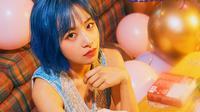 Chaewon April. (DSP Entertainment via Soompi)