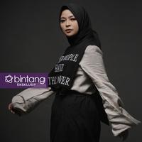 Eksklusif Tantri Kotak. (Foto: Bambang E. Ros/Bintang.com Digital Imaging: Muhammad Iqbal Nurfajri/Bintang.com Stylist: Indah Wulansari/Bintang.com Wardrobe: Jenahara MUA: @ochiipramita)