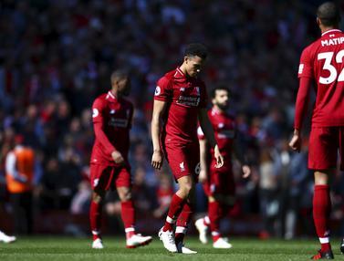 Liverpool Gagal Juara