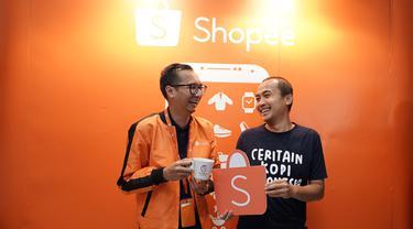 Shopee dan Anomali Coffee
