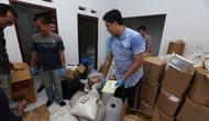 Polisi Gerebek Rumah Pembuatan Obat Ilegal di Bogor (Liputan6/Achmad Sudarno)