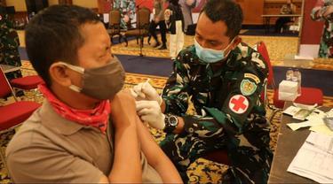 Vaksinasi Bogor