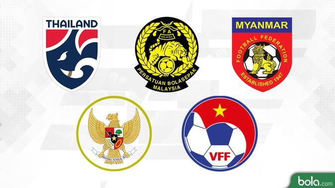5 Negara Peraih Emas Sea Games Cabor Sepak Bola Ada Indonesia