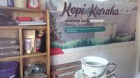 Dengan berbagai keunggulan rasa, saatnya coffe Karaha, Tasikmalaya mulai menunjukan taringnya di pentas kopi nasional (Liputan6.com/Jayadi Supriadin)