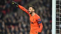5. Hugo Lloris (Tottenham Hotspur) - Overall 87 (AFP/Glyn Kirk)