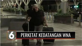 VIDEO: Jadi Salah Satu Gerbang Masuk Internasional, Bali Siap Perketat Kedatangan WNA