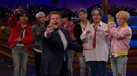 (Sumber: YouTube/ The Late Late Show with James Corden)