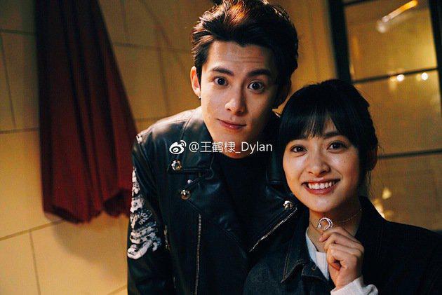 Shen Yue bukan cuma cantik tapi dia juga begitu enerjik dan menggemaskan. Makanya cocok dengan karakter Sanchai yang lovable. Dia juga pintar membentuk chemistry dengan lawan main. Tuh serasi kan dia dengan Dylan Wang si pemeran Daoming Si?/Copyright Istimewa/pit