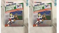 Sebuah gim langka bernama Stadium Events yang bisa dimainkan di konsol NES terjual dengan harga cukup fantastis, yakni Rp 560 juta. (Sumber: Ubergizmo)