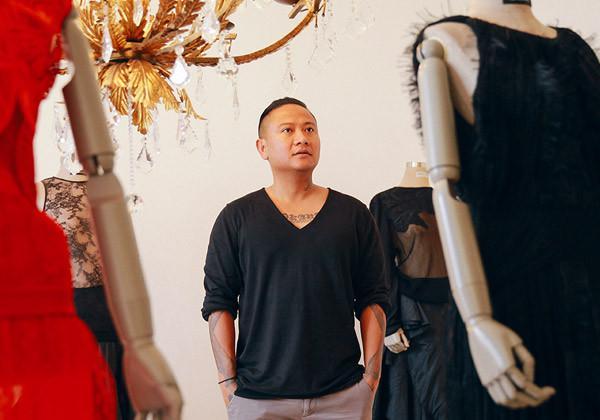 sapto djojokartiko, fashion designer