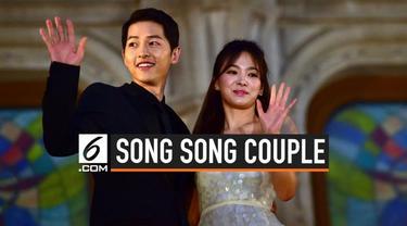 Perceraian Song Song Couple membuat warganet sedih. Mereka mengunggah ungkapan kesedihan setelah pasangan selebritas Korea Selatan ini resmi bercerai.