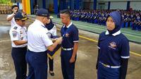 Diklat Aviation Security Awareness yang baru dibuka oleh ATKP Makassar melibatkan 1.045 peserta didik.