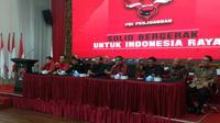 PDIP Gelar Konferensi Pers di Kantor DPP PDIP (Foto: Liputan6/Putu Merta Surya Putra)