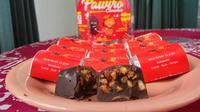 cokelat tempe Pawiro mengusung konsep budaya lokal dengan cita rasa global (Liputan6.com/ Switzy Sabandar)
