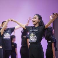 Dalam Indonesia Menuju Broadway, para bakat muda dapat kesempatan Broadway lebih dalam. (Foto: Image Dynamics)
