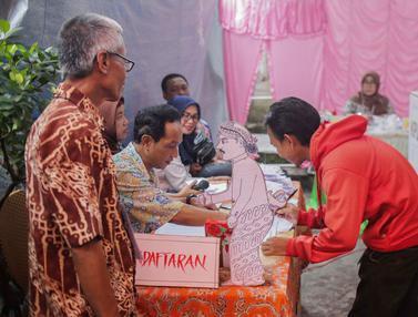 TPS Ini Hadirkan Suasana Resepsi Pernikahan Adat Jawa