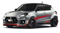 Swift Sport terinspirasi dari motor legenda Katana (Motor1)