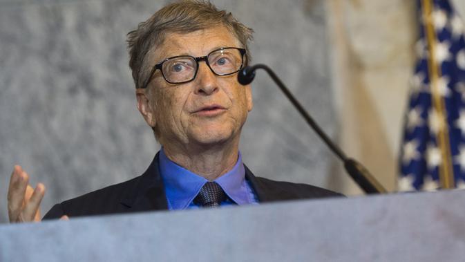Bill Gates Ternyata Pernah Prediksi Penyebaran Vir